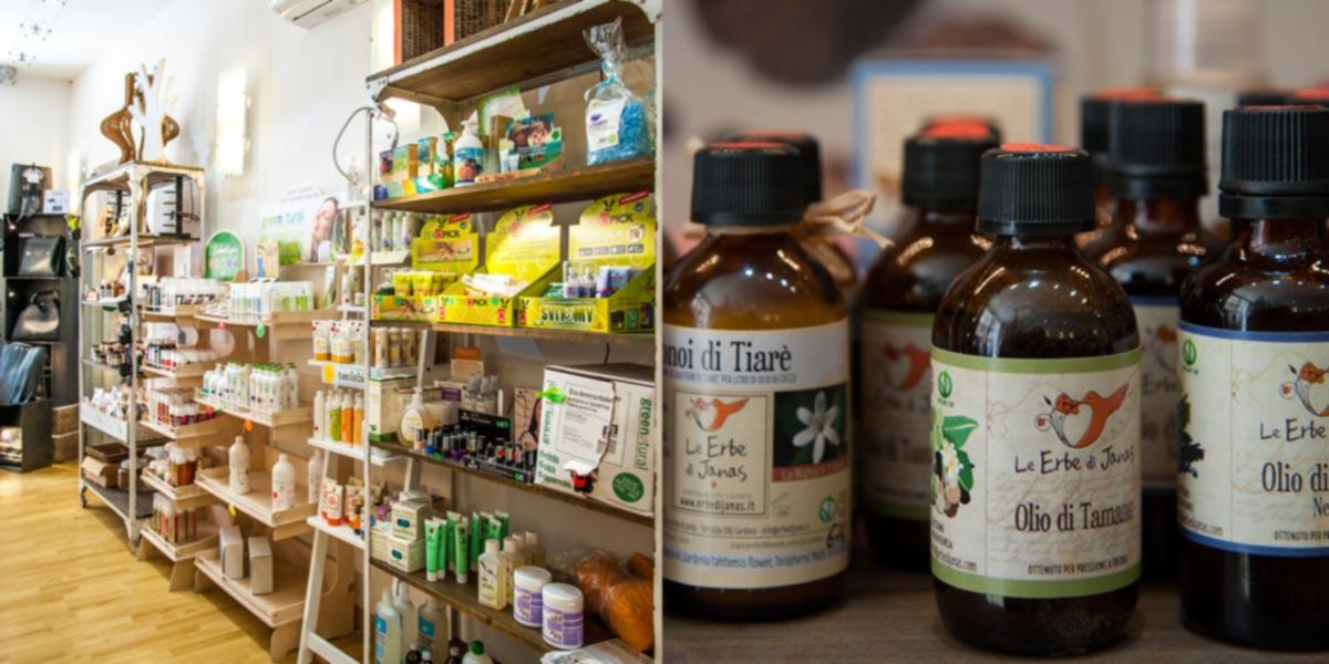 Bio vegan shop Eco&Gea, cosmetici naturali