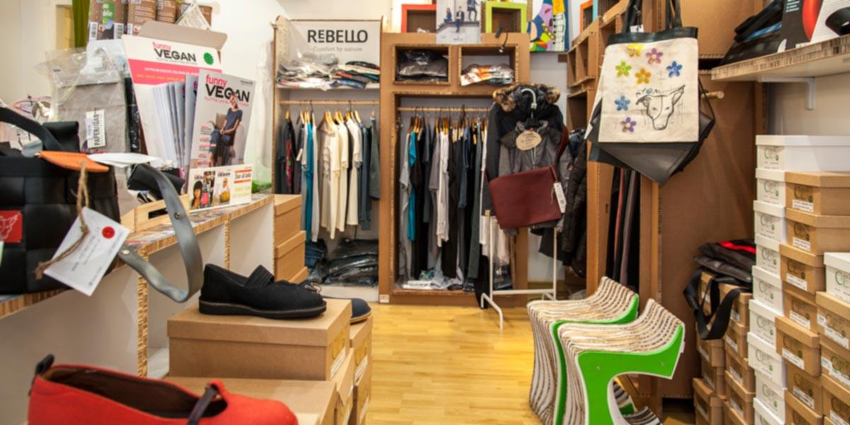 ביו טבעונית חנות Eco & Gea, חולצות Rebello