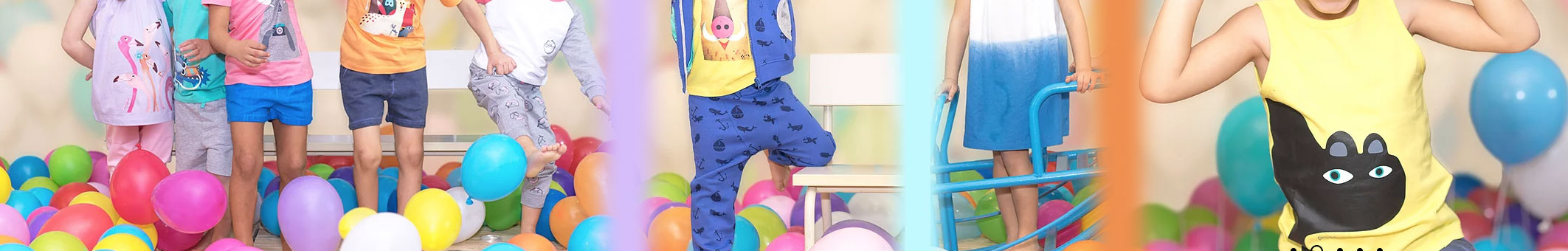 abbigliamento per bambini in cotone naturale Pipì e Pupù