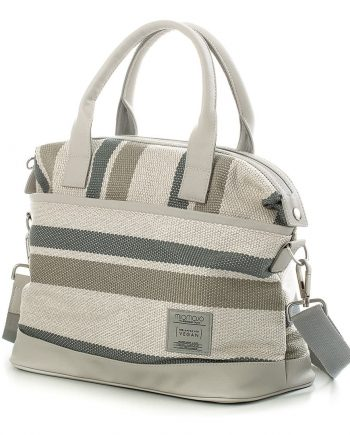 Vegan-Citybag-stripy-cream 2