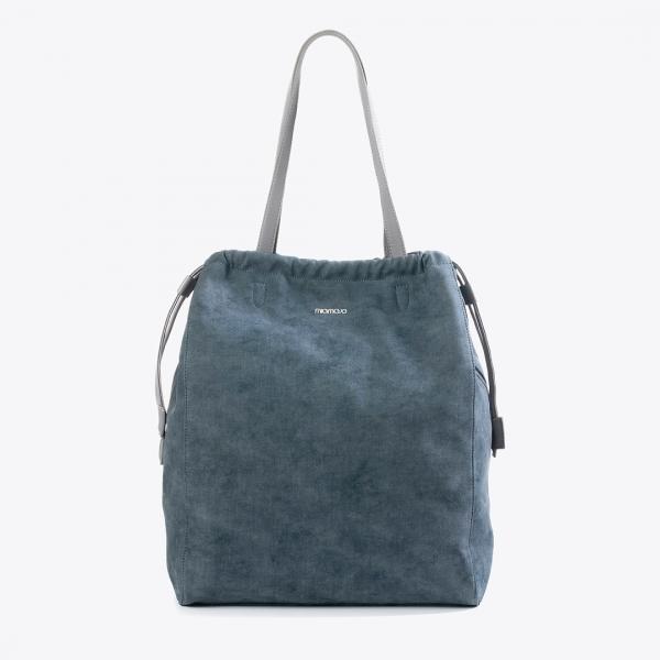 shopper-bag-vegan-divina-cruelty-free-blue-italian (2)