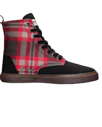scarpe-unisex-ethletic-fair-sneaker-modello-brock-tartan-rough-rug-lato-destro