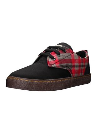 scarpe-unisex-ethletic-fair-sneaker-modello-brody-tartan-rough-rug-laterale