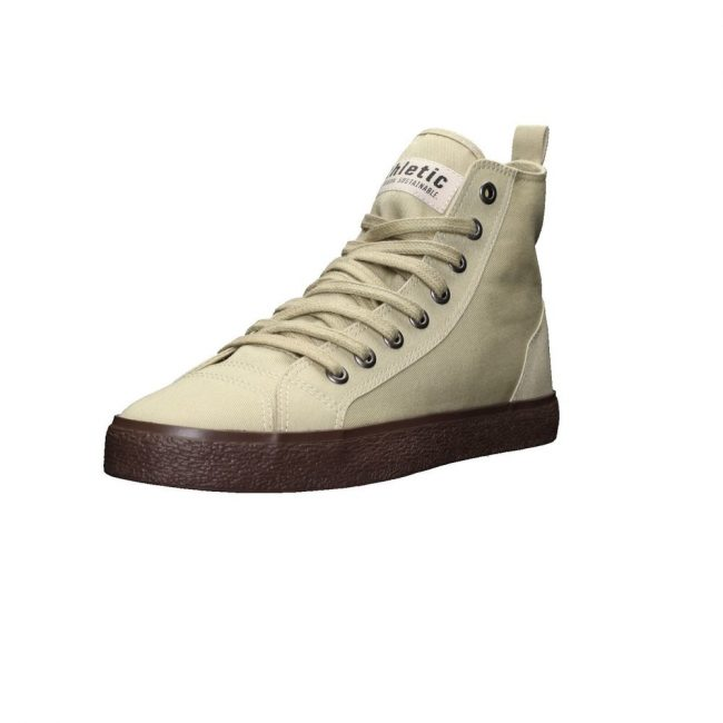 Ethletic Fair Sneaker Goto HI Sage Velvet (2)
