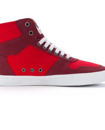 Ethletic Fair Sneaker Hiro II Cranberry Red