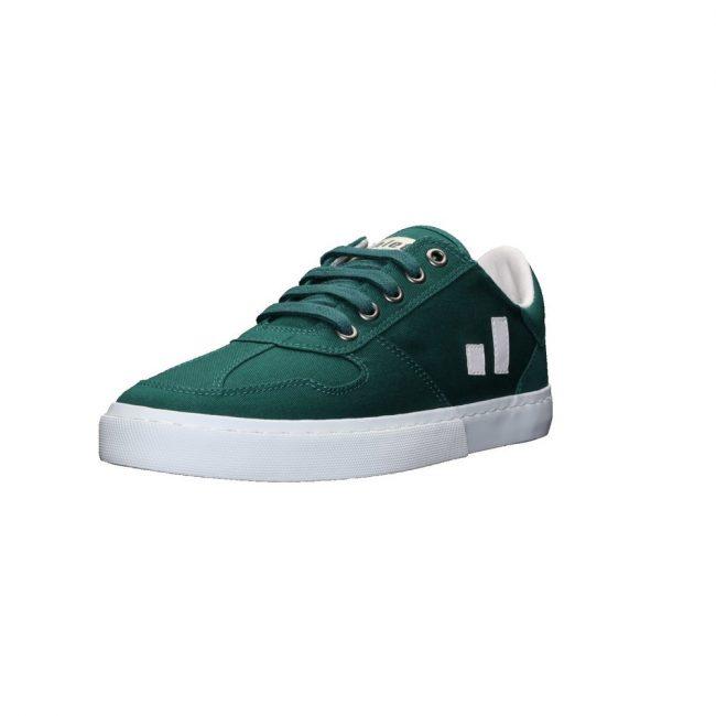 Ethletic Fair Sneaker Root II Emerald Velvet (1)