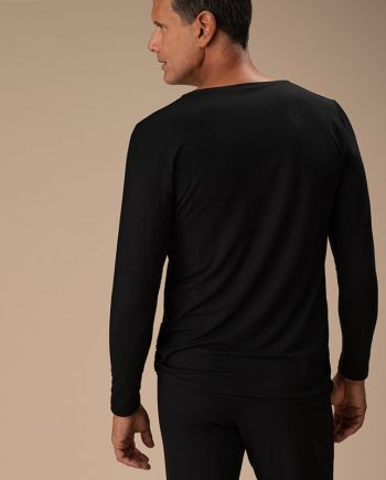 maglia-manica-lunga-uomo-nero-cotone-organico-retro