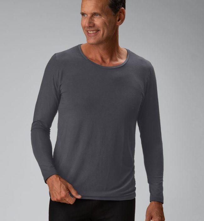 maglia-manica-lunga-uomo-antraite-cotone-organico-fronte
