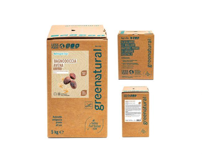 bag in box bagnodoccia_avena_karite-5kg-greenatural