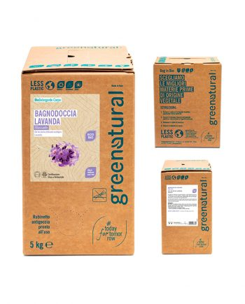 bag in box bagnodoccia_lavanda-5kg-greenatural