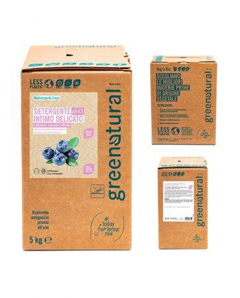 bag in box detergente-intimo-5kg-greenatural