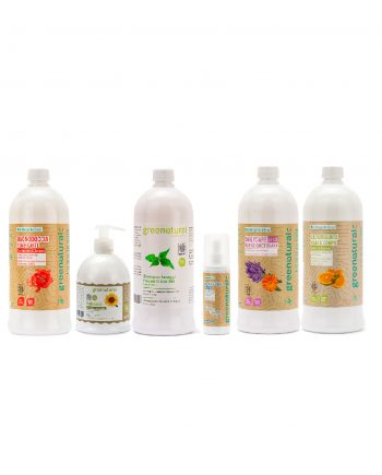 Deluxe-pack-linea-corpo-greenatural- 6 prodotti