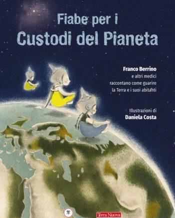 copertina libro Fiabe per i Custodi del Pianeta