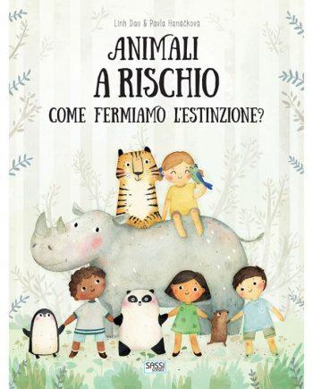Libro sassi sugli animali - animali_a_rischio_come_fermiamo_lestinzione