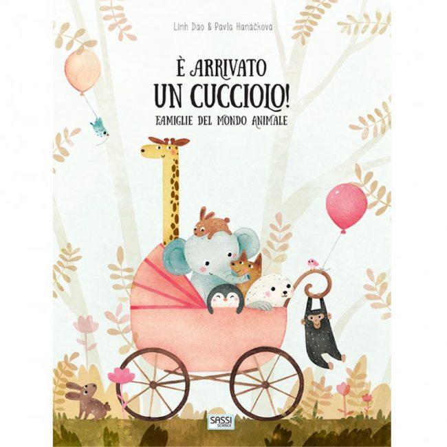 copertina-libro-e-arrivato-un-cucciolo-famiglie-del-mondo-animale