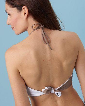 Bikini top eco-retro