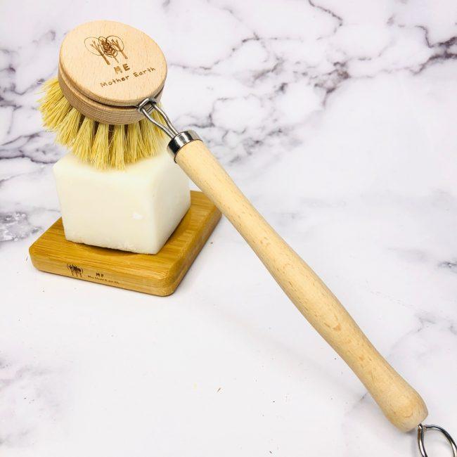 spazzola eco bio per la cucina